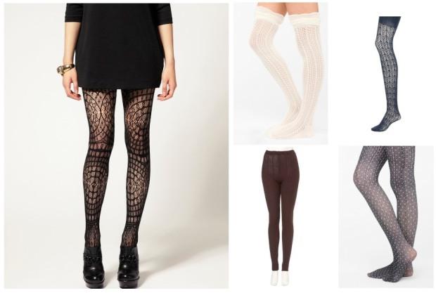Trend of the Week- Knit Leggings