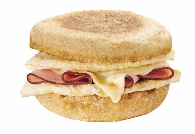 Flygyal Breakfast Sandwich