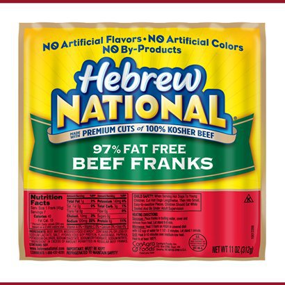 Low Sodium Hot Dogs