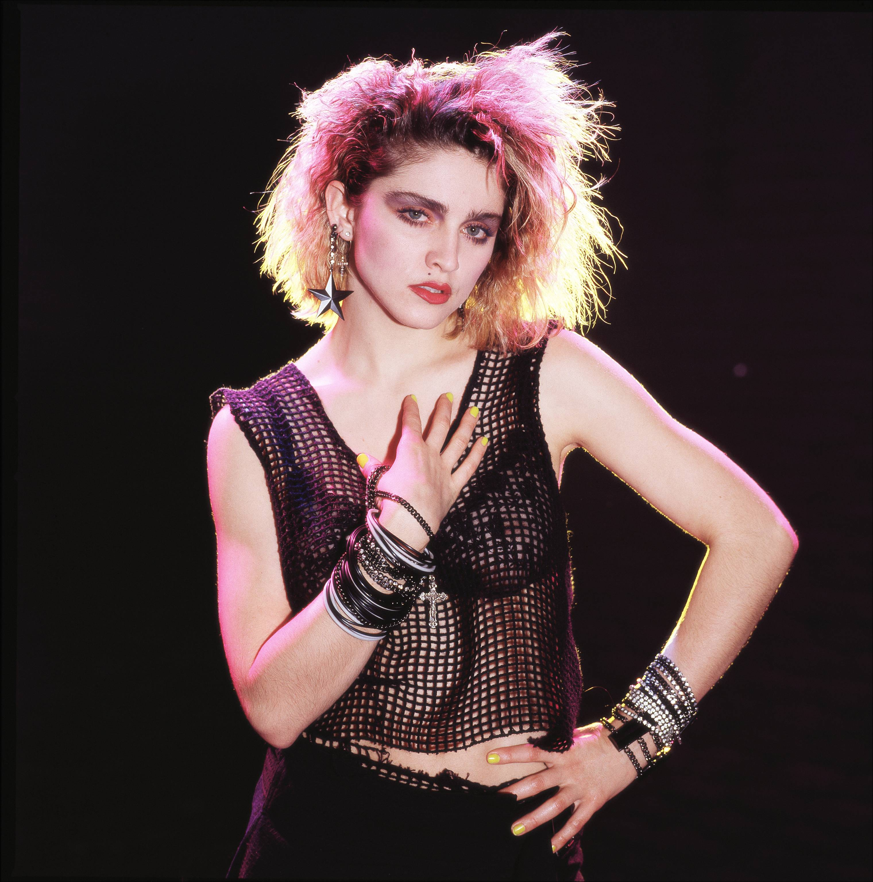 b560526b437 Lucky Star by Madonna | Song Lyrics, Album, Awards, History, Video ...