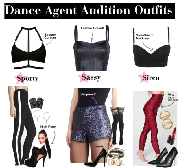 Agent audition