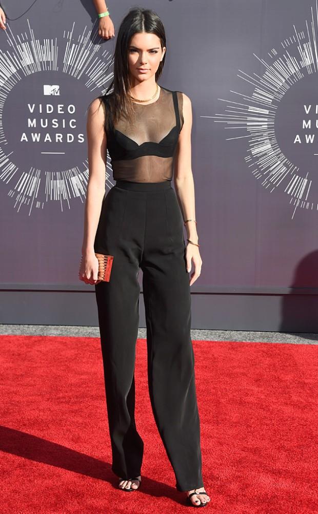 Kendall Jenner wearing Alon Livne