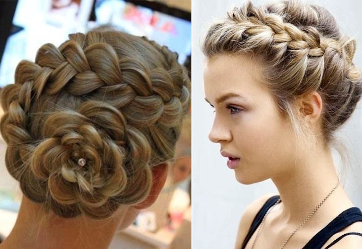 Surprising Easy Ballet Bun Hairstyles Tutorials Pt 2 Fly Gyal Dance Hairstyle Inspiration Daily Dogsangcom