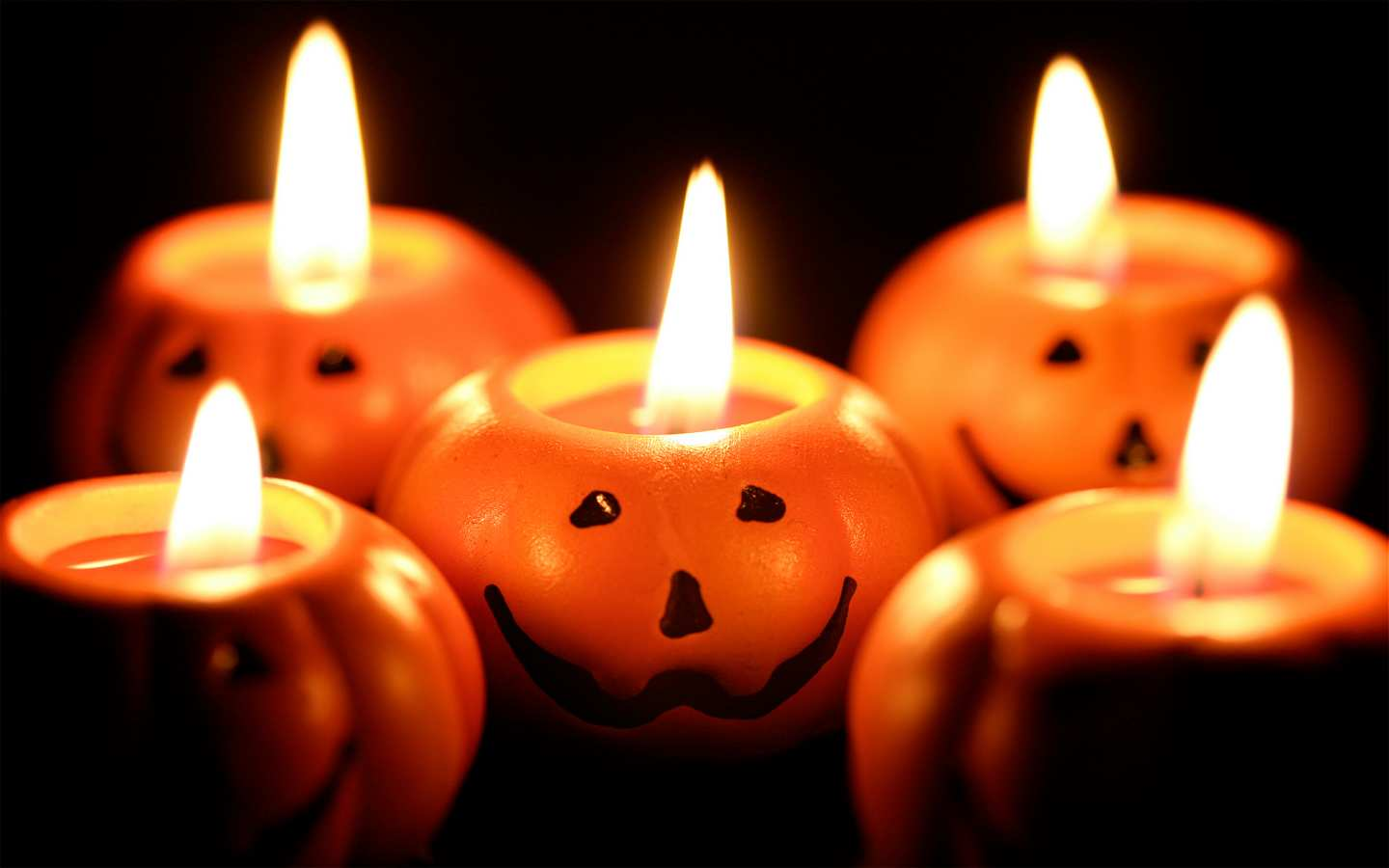 cute halloween light | wallpapers collection