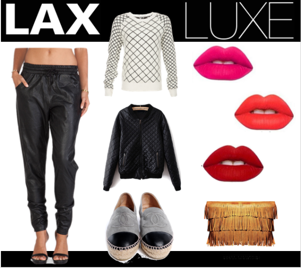 LAX LUXE BOARD